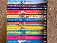 Set of Roald Dahl children's books