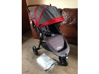 CAN POST EXC CON Baby Jogger City Mini GT Pushchair AWARD WINNING All Terrain Pram Off Road Buggy