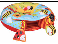 Baby support inflatable seat £10