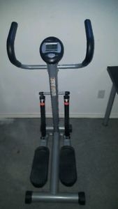 Fitness Club Stepper