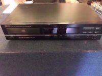 DENON DCD-560 CD PLAYER