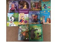 Disney reading books