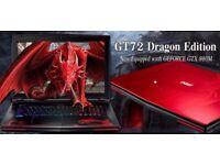 GT72S 6QF DRAGON EDITION GTX980 desktop! i7 6820HQ , £2200 , Brand new, just tested , 2yrs warranty