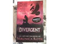 Divergent Book by Veronica Roth for sale