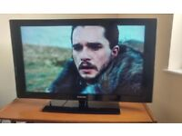 Excellent condition SAMSUNG LE40A556P1F 40 inches Full HD 1080p LED TV