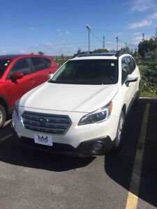 2015 Subaru Outback 2.5i,SUNROOF,HEATED SEATS, ALLOYS ONE OWNER