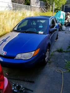 05 Saturn Ion For Parts Or Repair