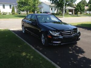 Mercedes C300 4MATIC 2014