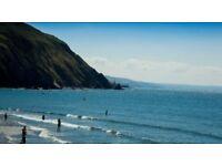 26 October Chalet rental clarach bay holiday village Wales School summer hols