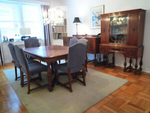 Dining room set / Ensemble de salle a manger