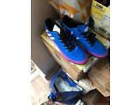 Unused New Messi 16.4 football AstroTurf shoes size 9