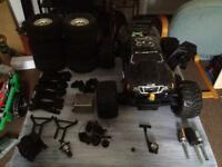 Nitro rc job lot