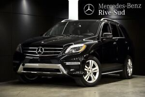 2014 Mercedes-Benz M-Class ML350 BlueTEC 4MATIC