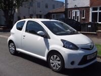 13 PLATE TOYOTA AYGO VVT-I PLUS - 1 OWNER CAR - PX WELCOME