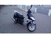 125 sinnis matrix moped