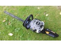 Titan Petrol Hedge Trimmer As New Condition