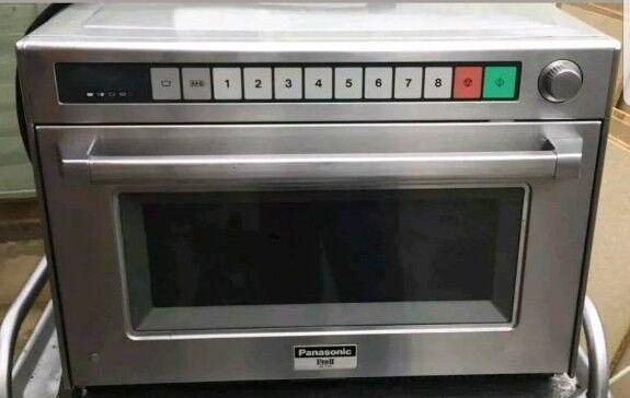 Panasonic Pro Ii Large Commercial 2100watt Microwave Oven
