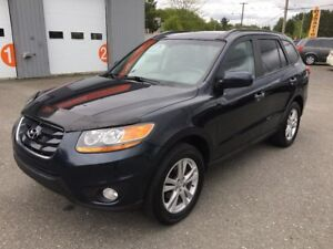 2011 Hyundai Santa Fe AWD, Limited, Automatique, Cuir, Air clima