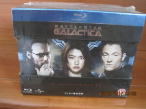 Blu Ray Battlestar Galactica - The Complete Series
