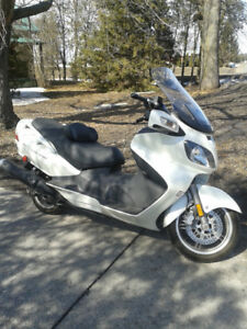 Scooter Suzuki Burgman à vendre