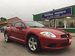 2009 Mitsubishi Eclipse GS BRAD NEW SAFETY!!! CLEAN TITLE!!!