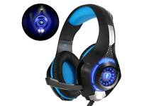 Gaming Headset with Mic for PS4 PC xbox Beexcellent