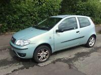 Fiat punto 1.2 petrol 11 months MOT