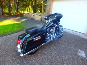 Harley-davidson FLHTC 2010 bas millage