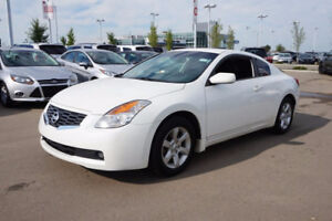 2008 Altima 2.5 S Coupe , LEATHER  ,ROOF  ,AUTO  ,$99 biwkly