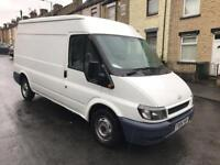 FORD TRANSIT MWB 2.0 125BHP LONG MOT STARTS DRIVES VERY WELL TEST DRIVE WELCOME