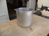 35 Liter Aluminium Stock pot