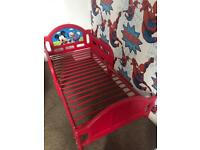Mickey Mouse baby bed