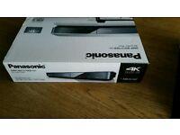 Panasonic Blu Ray Player.