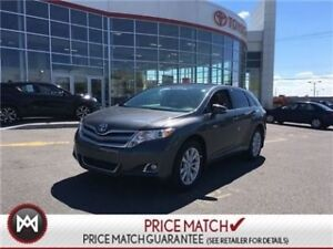 2016 Toyota Venza XLE: LEATHER, NAV, HEATED SEATS LAST CHANCE DE