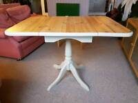 Kitchen Table - pine and folding