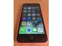 Pink iPhone 5c ( Unlocked, delivery, more phones)
