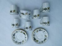 Royal Doulton Larchmont coffee set