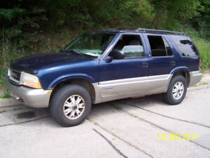 1999 GMC Jimmy SLE SUV, Crossover