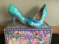 Beautiful Irregular choice shoes