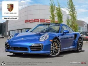 2014 Porsche 911 Turbo S - Local Edmonton Vehicle - Certified