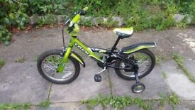 Trek Jet 16 Boys Bike GOOD CONDITION PLUS ESTABILIZER
