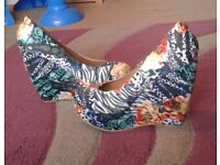 New Call It Spring wedges size 6.5 40