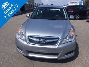 2012 Subaru Legacy 2.5i Convenience Package, AWD