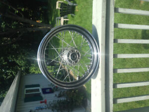 Softail Heritage or Deluxe Rear Wheel