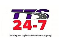 NEWLY TRAINED DRIVERS WELCOME-CAT C (LGV2) DRIVERS REQUIRED FOR ONGOING WORK-EUROCENTRAL