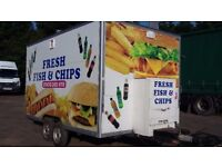 Chip Van For Sale