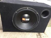 JBL 1000 watt sub