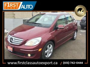 2007 Mercedes-Benz B-Class - NICE CAR - GOOD ON GAS!