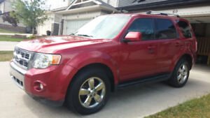 Limited 2009 Ford Escape SUV,Perfect shape+CAR PROOF 4x4 V6