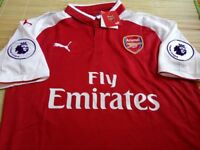 2017-18 Arsenal home and 3rd football soccer jersey shirt